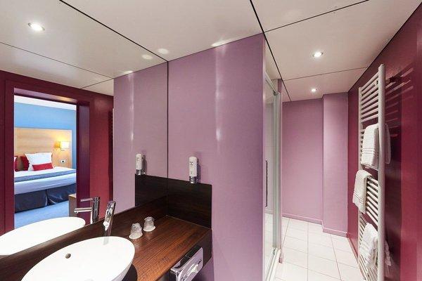 Hotel Husa De La Couronne Liege - фото 5