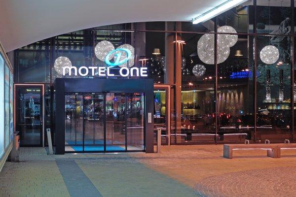 Motel One Wien Westbahnhof - фото 20