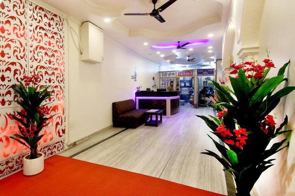 Hotel Lord Krishna - фото 4