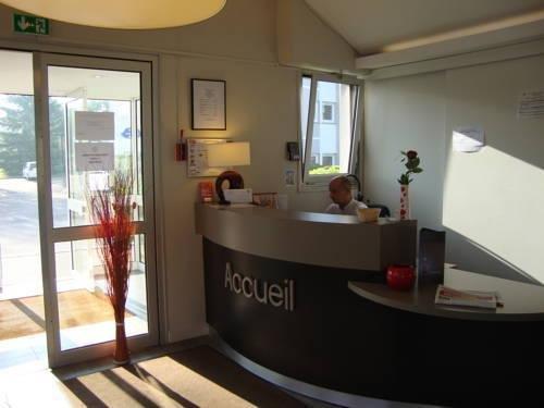 Hotel Inn Design Resto Novo Amiens - фото 15