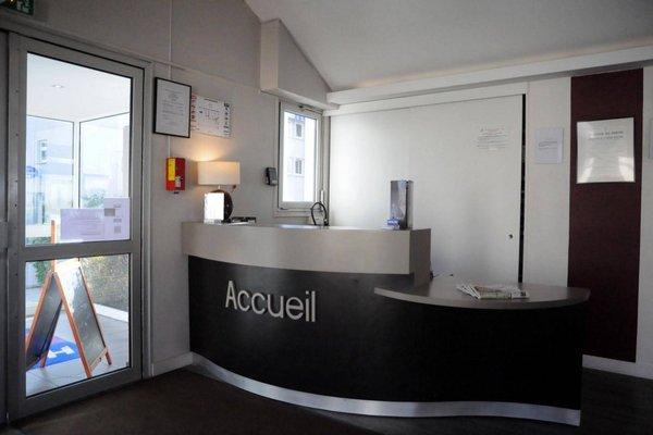 Hotel Inn Design Resto Novo Amiens - фото 16