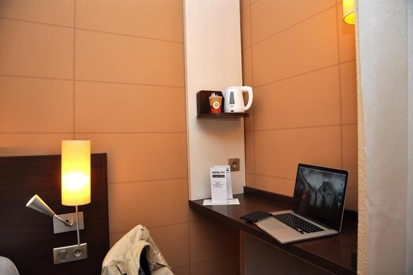Hotel Inn Design Resto Novo Amiens - фото 17