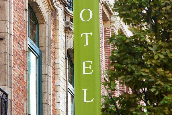 Theater Hotel Leuven Centrum - фото 21