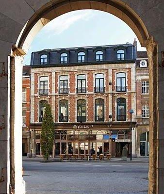 Theater Hotel Leuven Centrum - фото 22