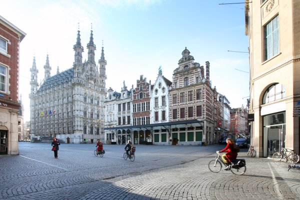 Theater Hotel Leuven Centrum - фото 23