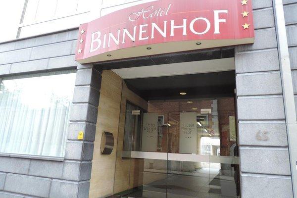Hotel Binnenhof - фото 21