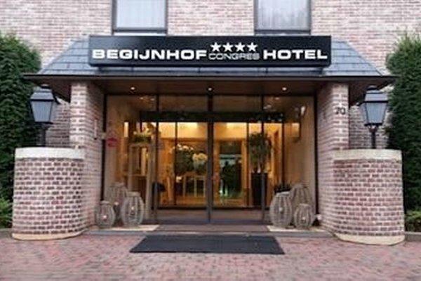 Begijnhof Congres Hotel - фото 20