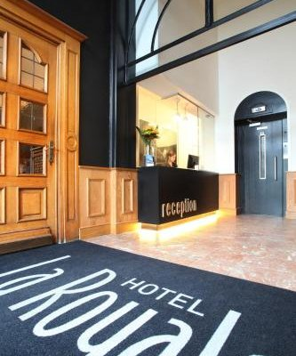 Hotel La Royale - фото 14