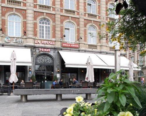 Hotel La Royale - фото 21