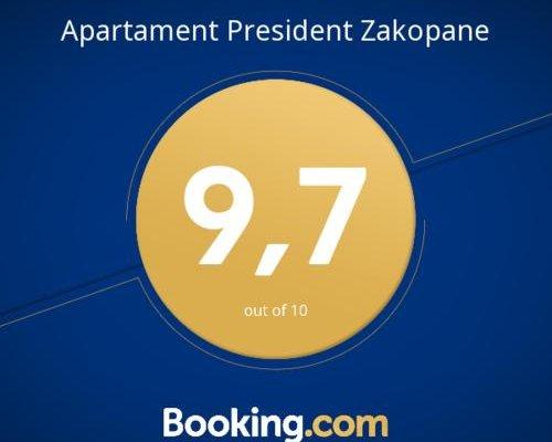 Apartament President Zakopane - фото 15