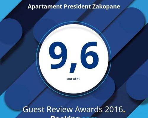Apartament President Zakopane - фото 16