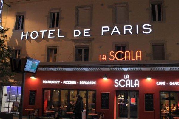 Hotel De Paris - фото 14