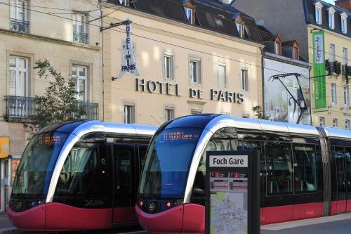 Hotel De Paris - фото 19