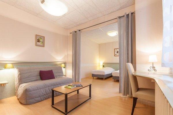 Hotel Des Allees - фото 21