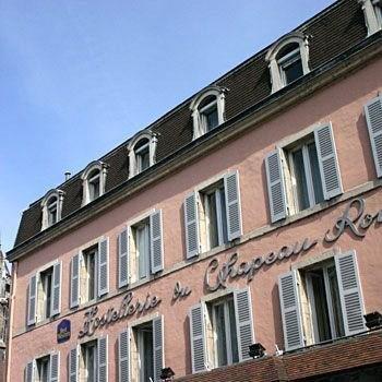 Hostellerie Du Chapeau Rouge - фото 23