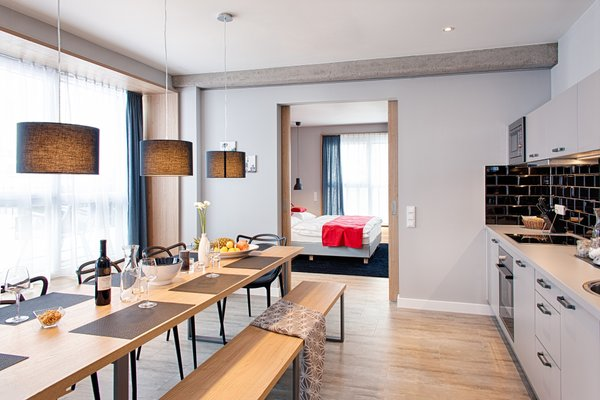 MLOFT Apartments Munchen - фото 21