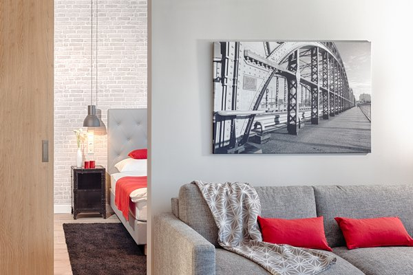 MLOFT Apartments Munchen - фото 6