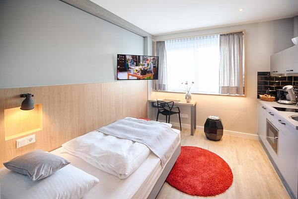MLOFT Apartments Munchen - фото 7