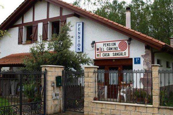 Pension Casa Sangalo - фото 10