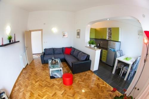 Apartments Vila Masha - фото 13