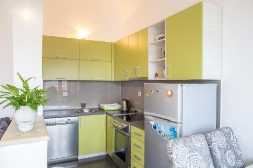 Apartments Vila Masha - фото 17