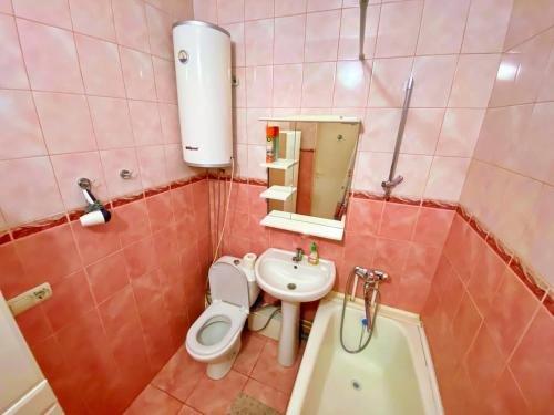 Байкал Апартаменты Вокзальная 14 - фото 21