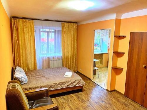 Байкал Апартаменты Карла Маркса 135 - фото 18