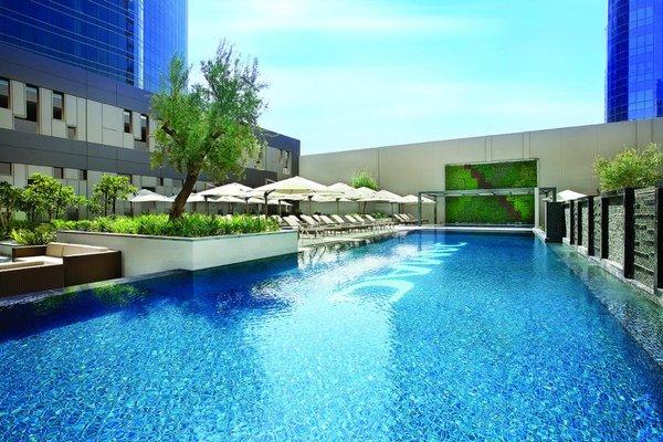 Апарт-отель DAMAC Maison Cour Jardin - фото 50