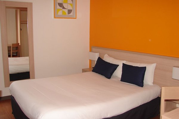 Budget Hotel - Melun Sud Dammarie Les Lys - фото 2