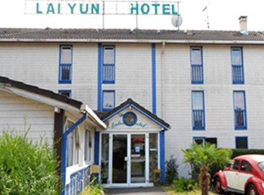 Budget Hotel - Melun Sud Dammarie Les Lys - фото 21