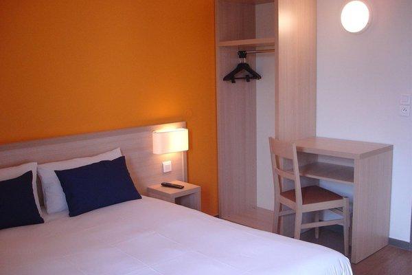 Budget Hotel - Melun Sud Dammarie Les Lys - фото 4