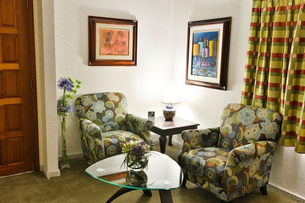Hotel Plaza San Martin - фото 5
