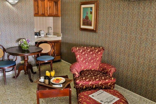 Hotel Plaza San Martin - фото 6