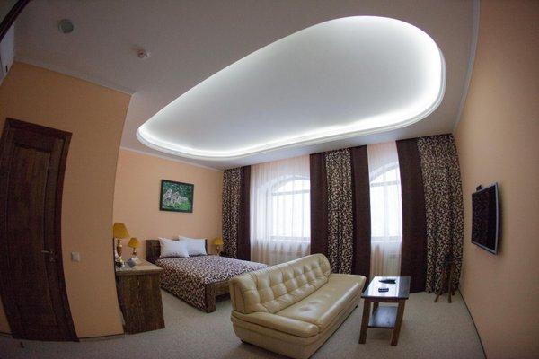 Отель Хантыйская Горка - фото 1