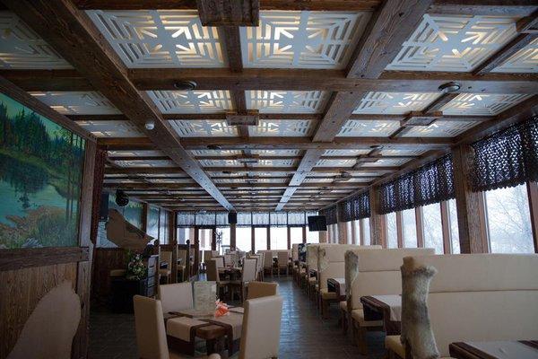 Отель Хантыйская Горка - фото 19