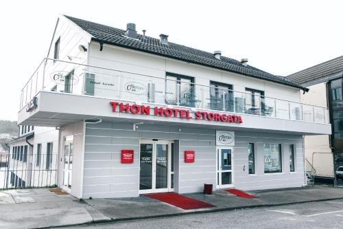 Hotel Kristiansund - фото 15