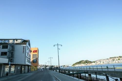 Hotel Kristiansund - фото 17