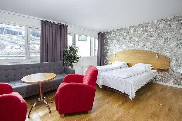 Hotel Kristiansund - фото 2