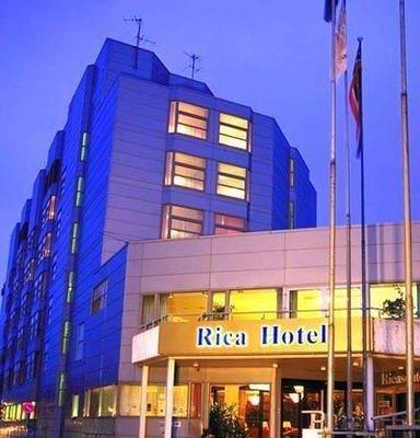 Hotel Kristiansund - фото 21