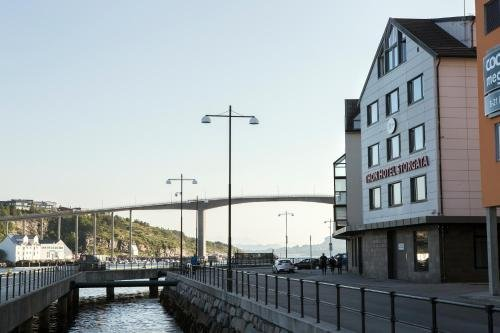 Hotel Kristiansund - фото 23
