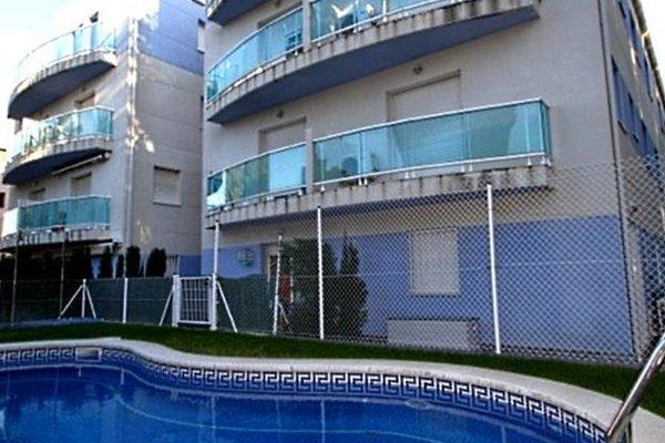 Miami Playa Holiday Apartments Duplex Oceano - фото 11