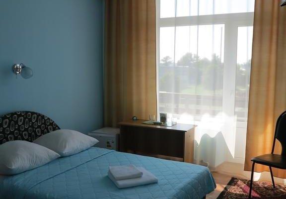 Гостиница Солнечный Ветер - фото 1