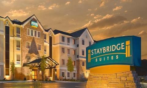 Staybridge Suites Chihuahua - фото 22