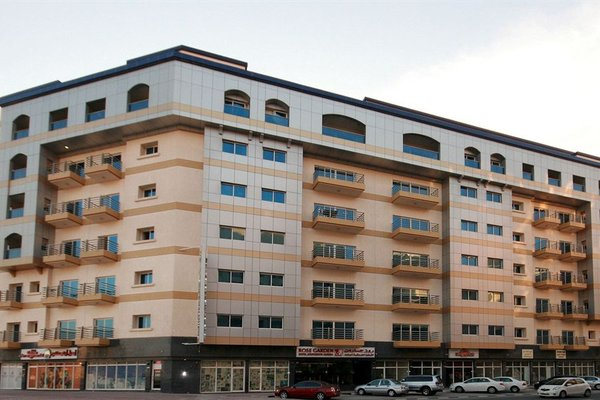 Rose Garden Hotel Apartments - Barsha - фото 21