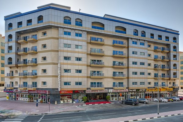 Rose Garden Hotel Apartments - Barsha - фото 22