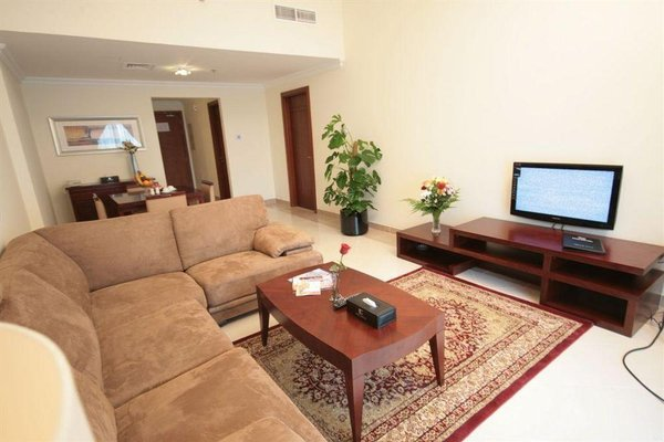 Rose Garden Hotel Apartments - Barsha - фото 3