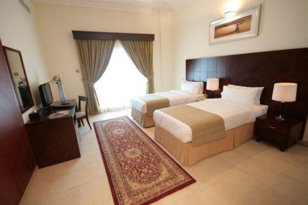 Rose Garden Hotel Apartments - Barsha - фото 4