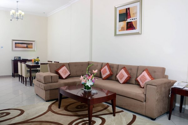 Rose Garden Hotel Apartments - Barsha - фото 5