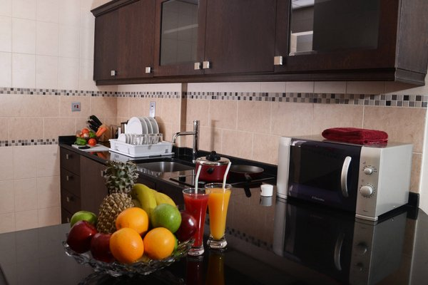 Rose Garden Hotel Apartments - Barsha - фото 9