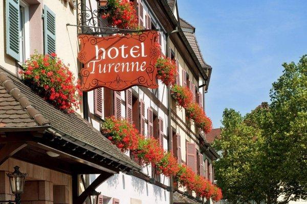 Hotel Turenne - фото 23